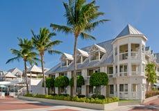 Condomínios de Florida Fotos de Stock Royalty Free