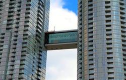 Condomínios novos de Toronto Fotos de Stock Royalty Free