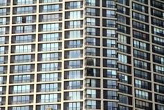 Condomínios novos de Toronto Foto de Stock