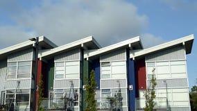 Condomínios urbanos Imagens de Stock
