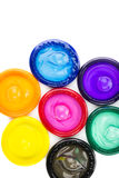 Condom coloré Photos stock