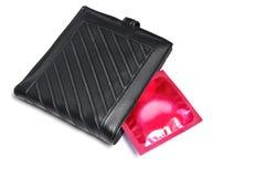 Condom concept 1 Stock Photography
