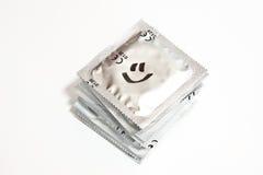 Condomen Stock Afbeeldingen