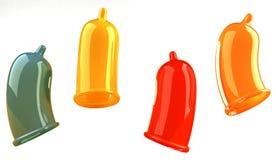 Condomen Stock Foto