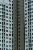 Condomini di palazzo multipiano fotografia stock