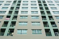 Condominio del balcone a Bangkok Immagini Stock