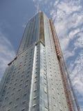 Condominio della costruzione di Residental Fotografie Stock Libere da Diritti