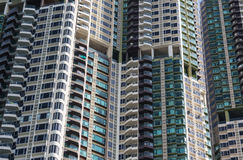 Condominio di Hong Kong Immagine Stock Libera da Diritti