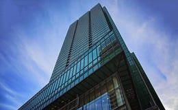 Condominio di lusso in una posizione dell'alta società Immagini Stock Libere da Diritti