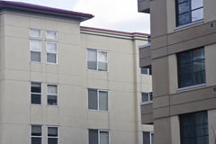 Condominio ed appartamento moderni in Bellevue Washi Fotografia Stock