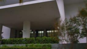 Condominio Miami Beach del apogeo almacen de video