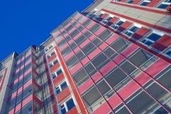 Condominio moderno Fotografia Stock Libera da Diritti