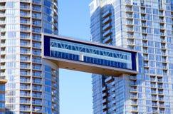 Condominio moderno Immagine Stock