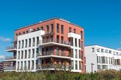 Condominio moderno a Berlino Fotografie Stock Libere da Diritti