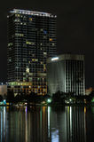 Condominio a Orlando del centro Immagini Stock
