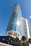 Condominios nuevos, de lujo en Fort Lauderdale, florido fotografía de archivo