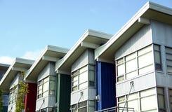 Condominios urbanos Foto de archivo libre de regalías