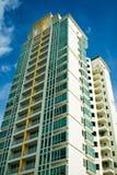 Condominium élevé Photographie stock libre de droits