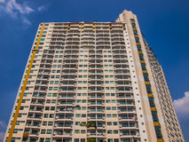 Condominium Royalty Free Stock Images