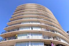 Condominium or apartment building Royalty Free Stock Images