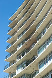 Condominium or apartment buildings Royalty Free Stock Image