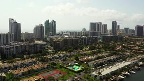 Condominium apartments in Hallandale Beach FL