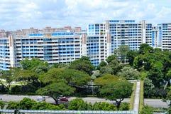 Condominium Apartments Royalty Free Stock Images