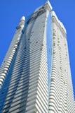Condominium ayant beaucoup d'étages de luxe du ` s de Toronto le plus nouveau Photo stock