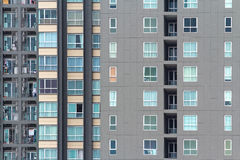 Condominium background stock photography