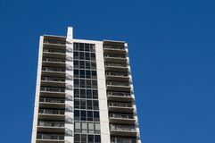 Condominium Building Stock Image