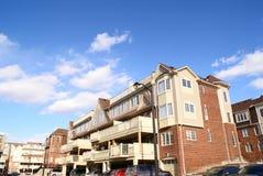 Condominium Building Royalty Free Stock Image