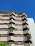 Condominium building with apartments Stock Photography