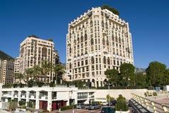 Condominium buildings royalty free stock photo
