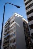 Condominium buildings Royalty Free Stock Images