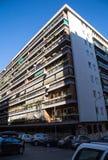 Condominium buildings Stock Images