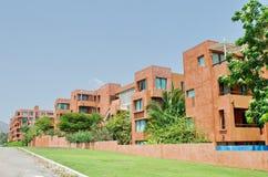 Condominium buildings Stock Photo