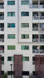 Condominium. With many residents in Bangkok Royalty Free Stock Images