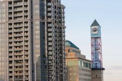 Condominium dans Mississauga Ontario Images stock