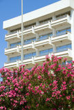 Condominium Limassol Cyprus Royalty Free Stock Images