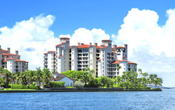 CONDOMINIUM AT MIAMI Stock Image