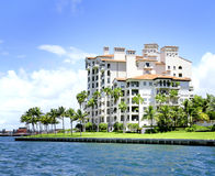CONDOMINIUM AT MIAMI Royalty Free Stock Photography