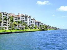 CONDOMINIUM AT MIAMI Stock Photo