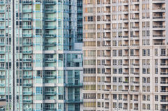 Condominium in Mississauga ontario Royalty Free Stock Photos