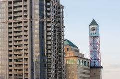 Condominium in Mississauga ontario Stock Images