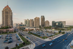 Condominium in Mississauga ontario Stock Photo