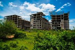 Condominium non fini photographie stock