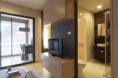 Condominium room Stock Photo