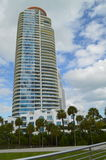 Condominium, South Beach, Florida Royalty Free Stock Photos