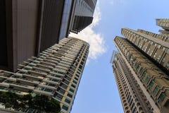 Condominium in Sukhumvit 26, Bangkok City Stock Photography