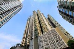 Condominium in Sukhumvit 26, Bangkok City Royalty Free Stock Image